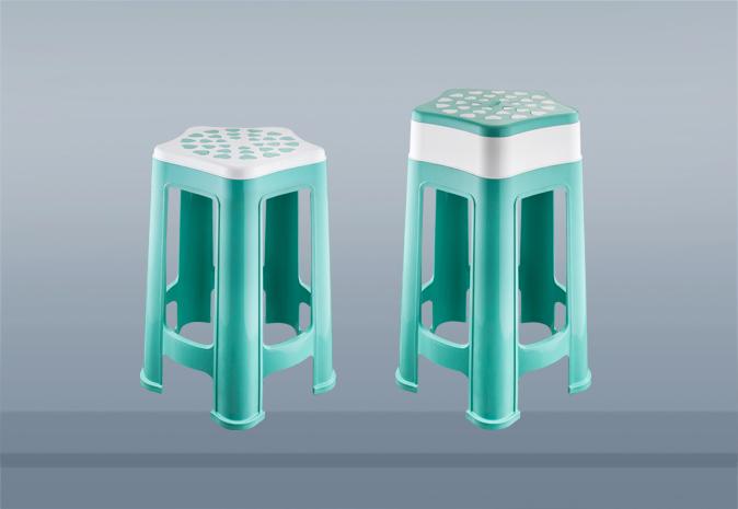 انواع چهارپایه پلاستیکی