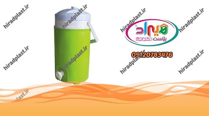 کلمن آب پلاستیکی